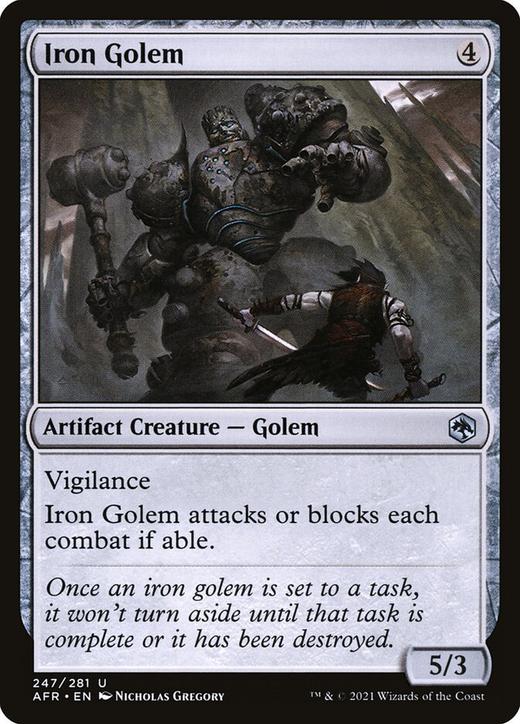 Iron Golem image