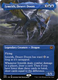 Iymrith, Desert Doom image