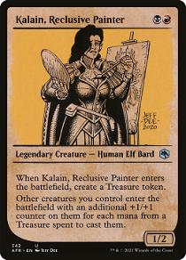 Kalain, Reclusive Painter image