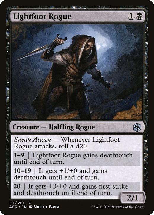 Lightfoot Rogue image