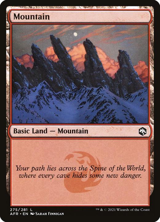 Mountain image