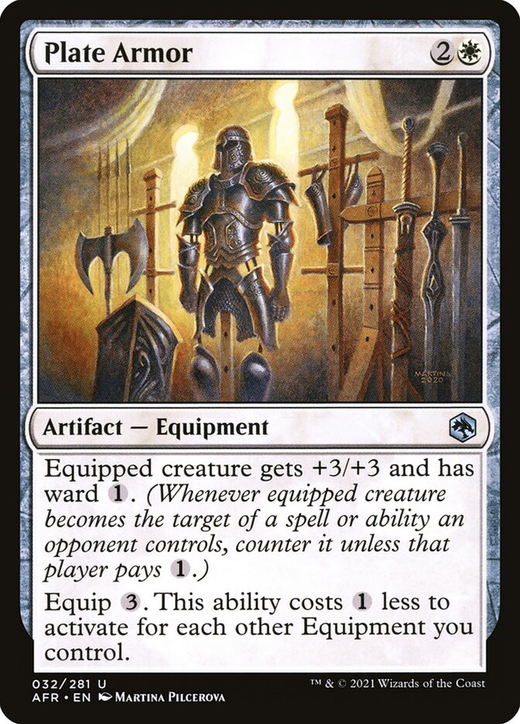 Plate Armor image
