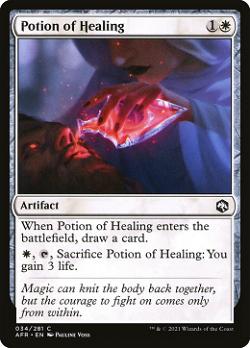 Potion of Healing image