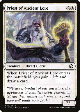 Priest of Ancient Lore image