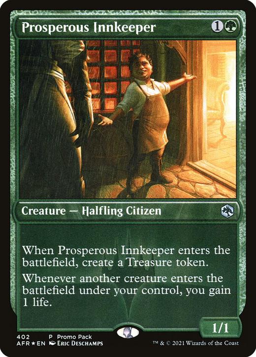 Prosperous Innkeeper image