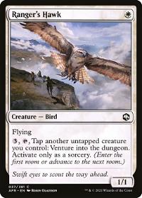 Ranger's Hawk image
