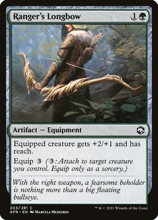 Ranger's Longbow image