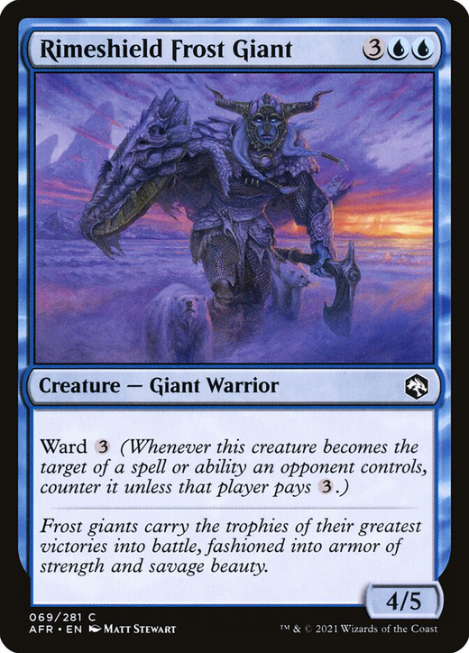 Rimeshield Frost Giant image