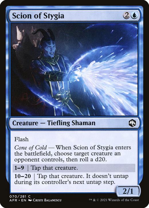 Scion of Stygia image