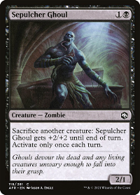 Sepulcher Ghoul image