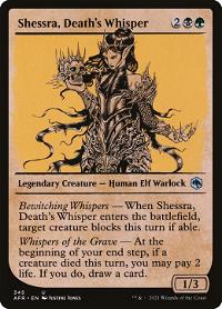 Shessra, Death's Whisper image