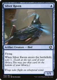 Silver Raven image
