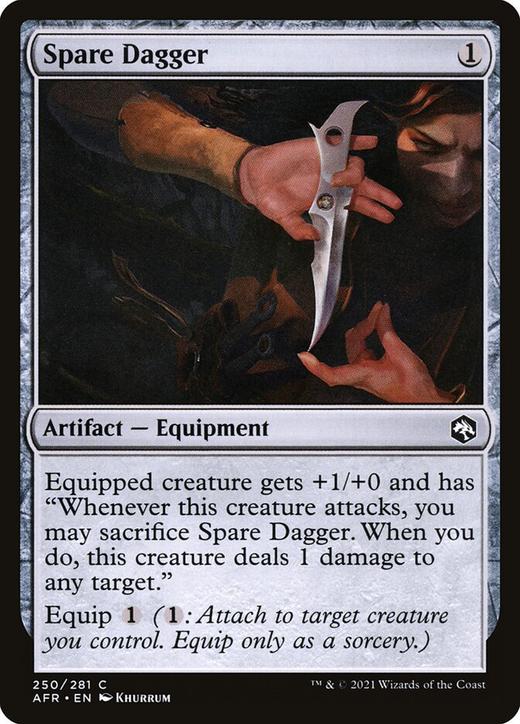 Spare Dagger image