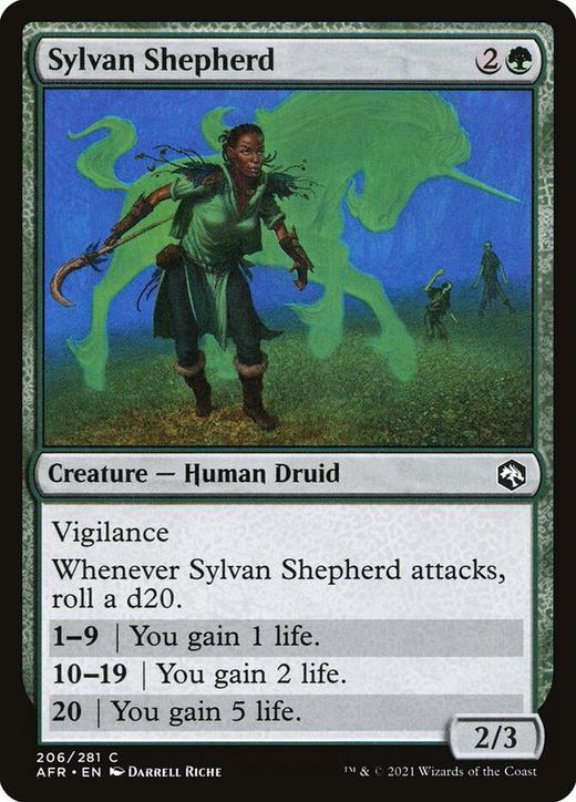 Sylvan Shepherd image