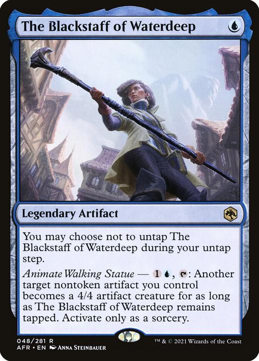 The Blackstaff of Waterdeep image