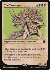The Tarrasque image