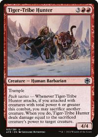 Tiger-Tribe Hunter image