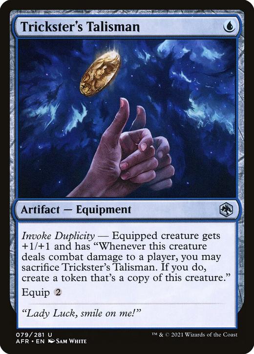 Trickster's Talisman image