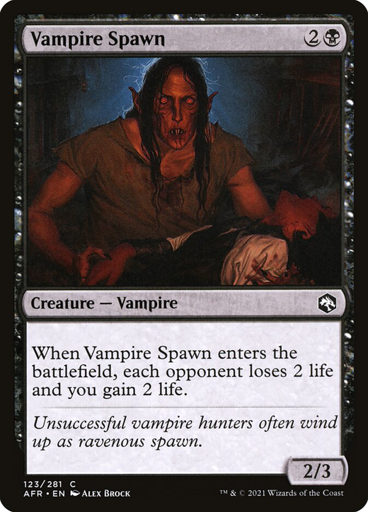 Vampire Spawn image
