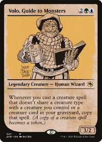 Volo, Guide to Monsters image