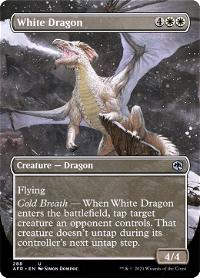 White Dragon image