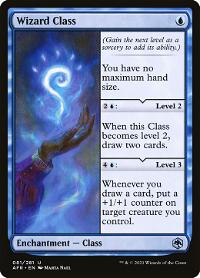 Wizard Class image