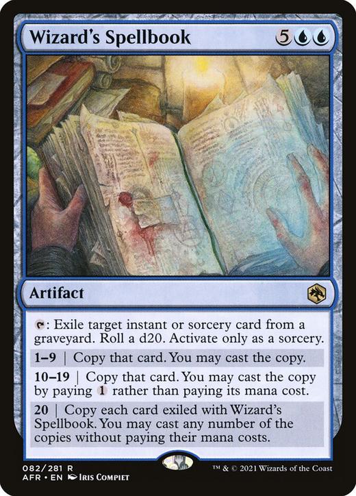Wizard's Spellbook image