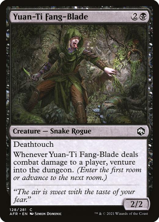 Yuan-Ti Fang-Blade image