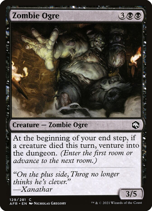 Zombie Ogre image