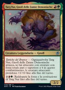 Targ Nar, Demon-Fang Gnoll image