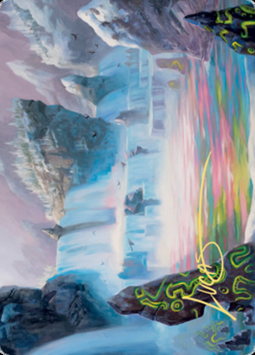 Glittering Frost Card // Glittering Frost Card image