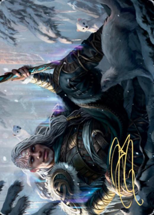 Jorn, God of Winter Card // Jorn, God of Winter Card image
