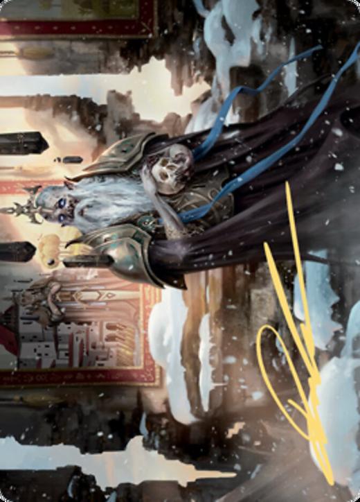 Narfi, Betrayer King Card // Narfi, Betrayer King Card image