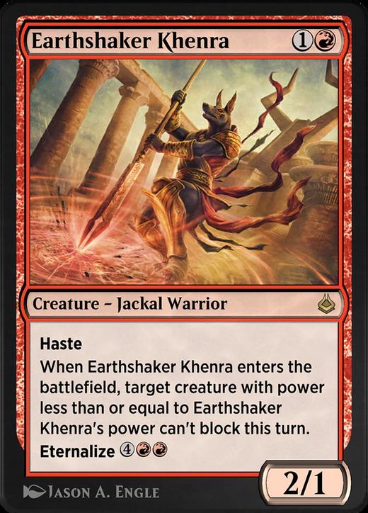 Earthshaker Khenra image