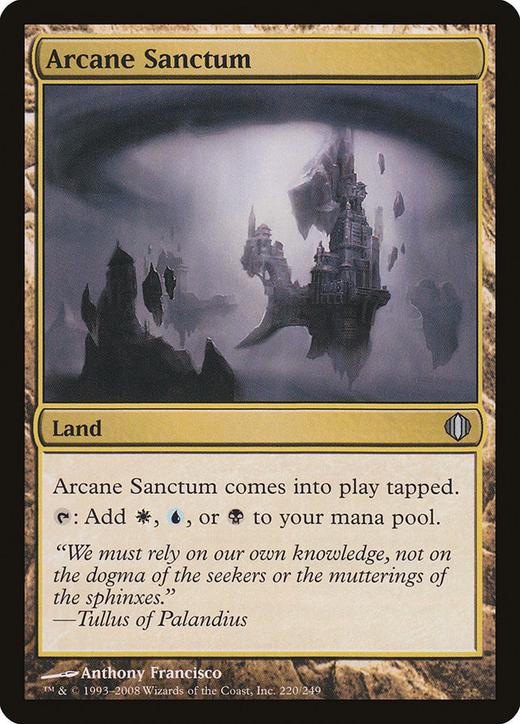 Arcane Sanctum image