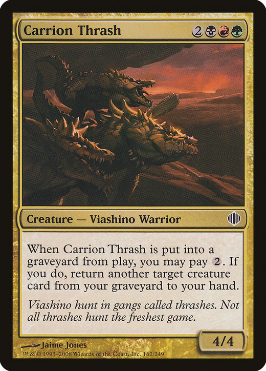 Carrion Thrash image