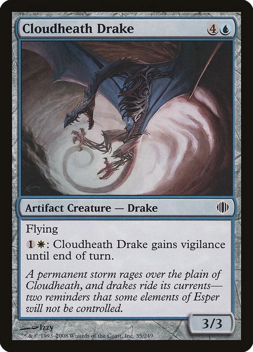 Cloudheath Drake image