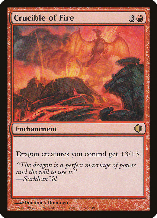 Crucible of Fire image