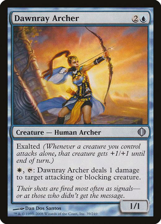 Dawnray Archer image
