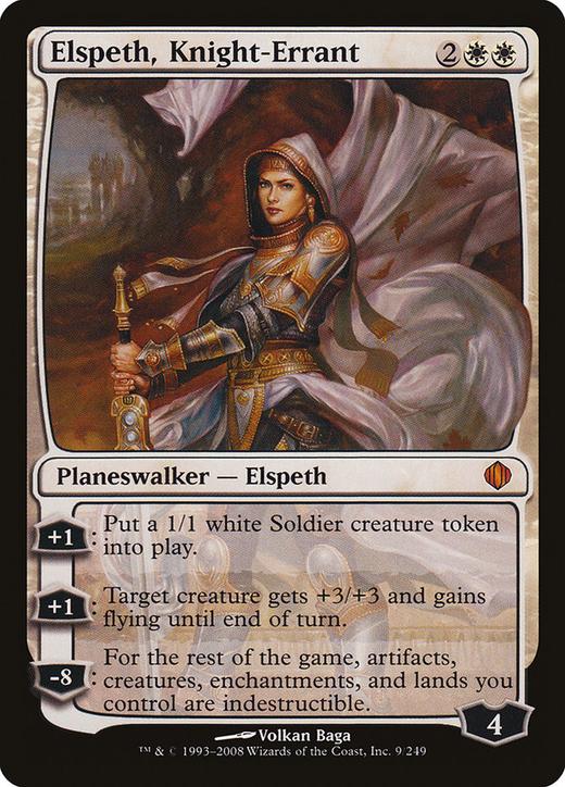 Elspeth, Knight-Errant image