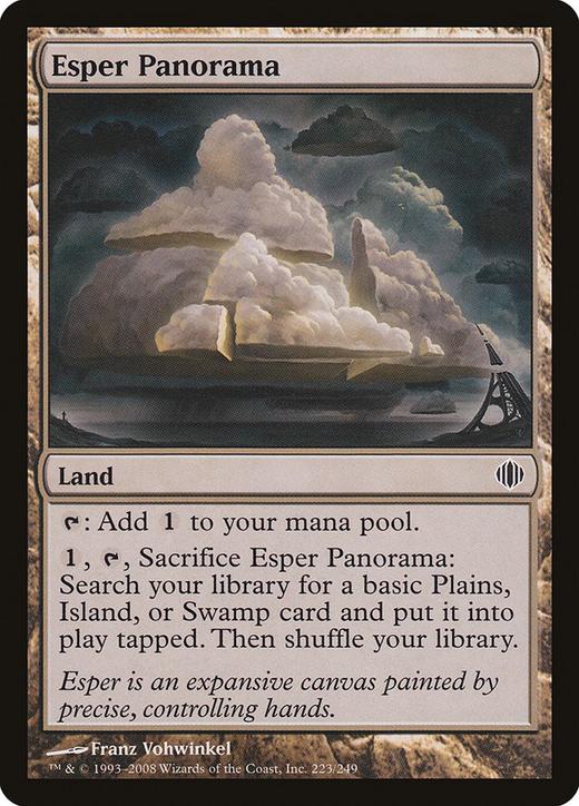 Esper Panorama image