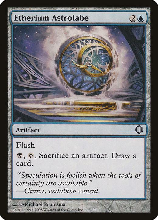 Etherium Astrolabe image