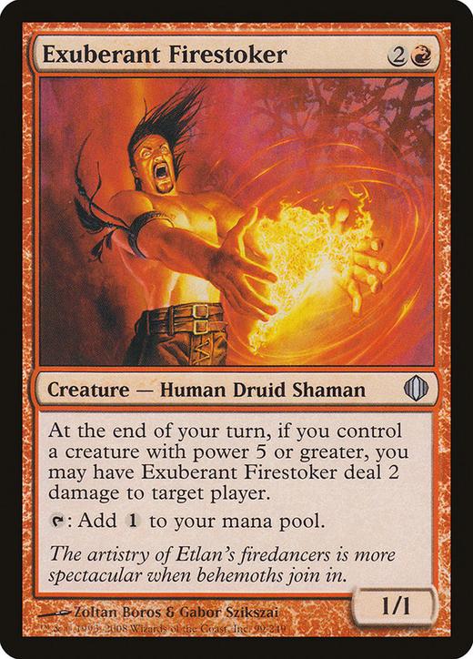 Exuberant Firestoker image