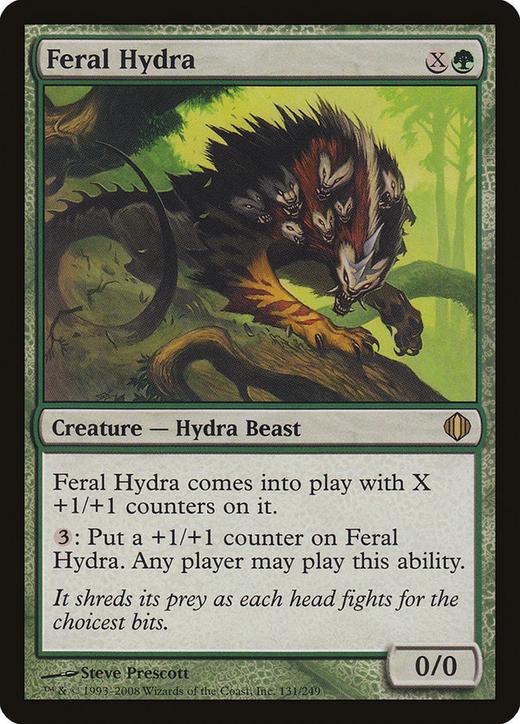 Feral Hydra image
