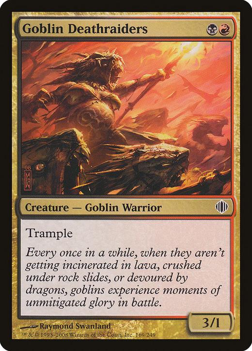 Goblin Deathraiders image
