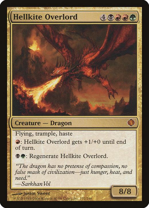 Hellkite Overlord image