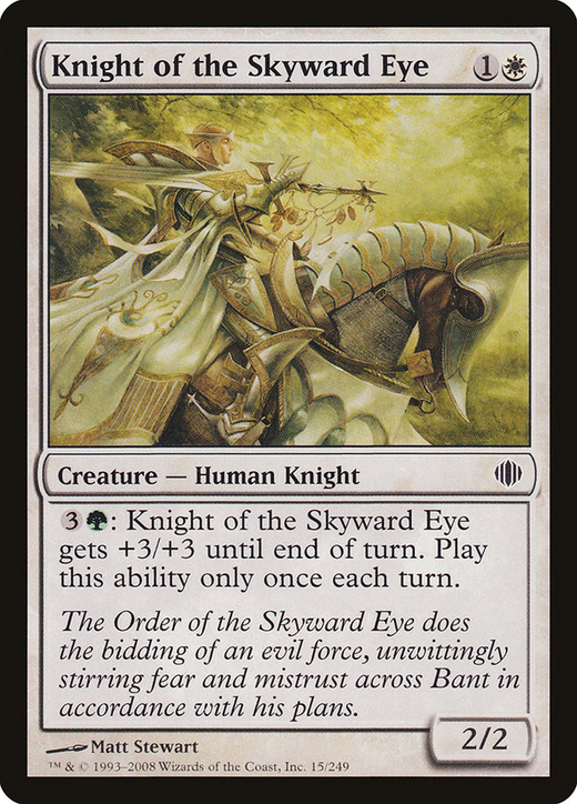 Knight of the Skyward Eye image