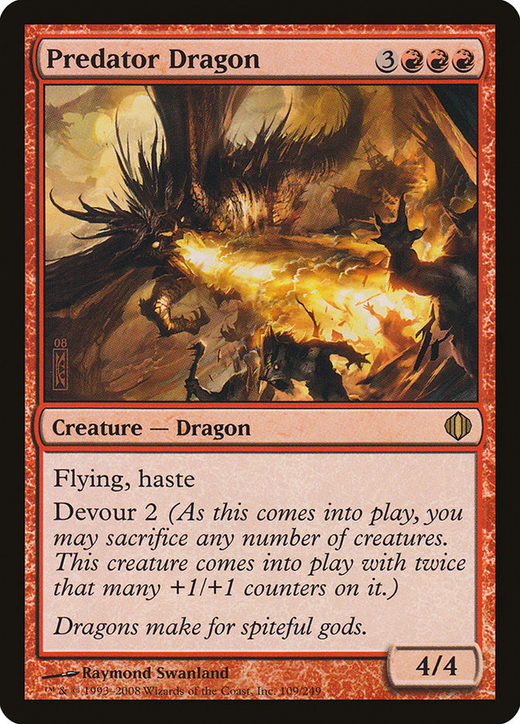 Predator Dragon image