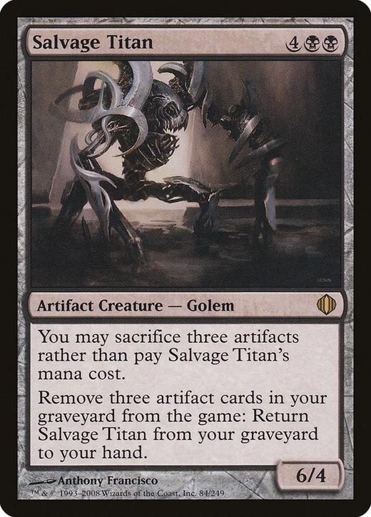 Salvage Titan image