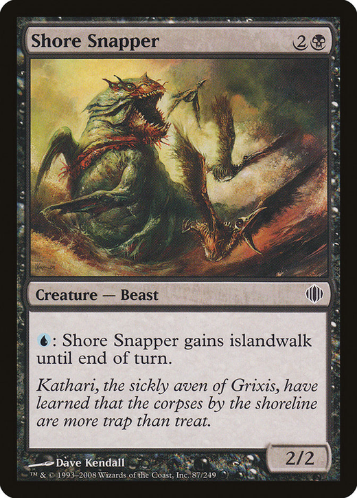Shore Snapper image